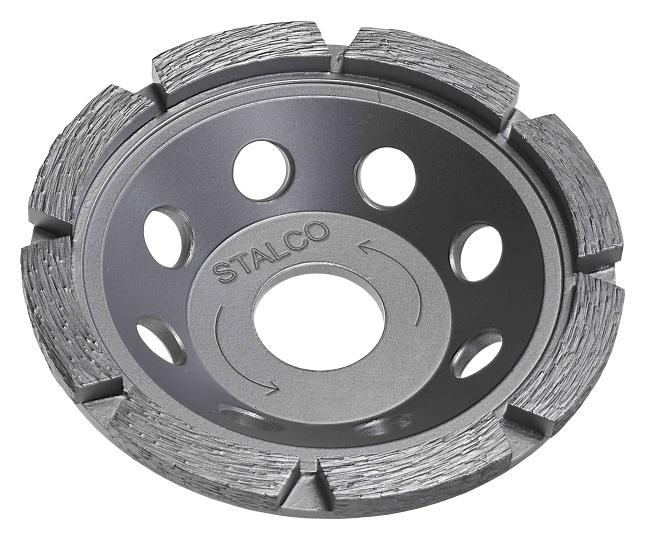 Tarcza diamentowa szlifierska 1-rzędowa  STALCO  PREMIUM - BR-Stalco Leżajsk