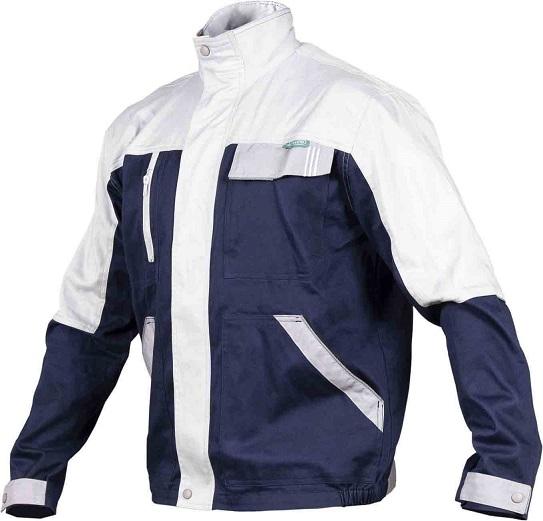 Bluza robocza  Industry Line  granatowo-biała     STALCO PREMIUM - BR-Stalco Leżajsk