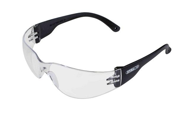Okulary przeciwodpryskowe soczewka bezbarwna     STALCO - BR-Stalco Leżajsk