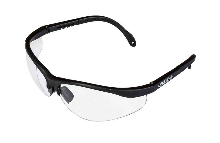 Okulary przeciwodpryskowe soczewka bezbarwna     STALCO PREMIUM - BR-Stalco Leżajsk
