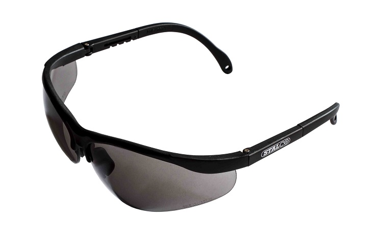 Okulary przeciwodpryskowe soczewka przyciemniana     STALCO PREMIUM - BR-Stalco Leżajsk