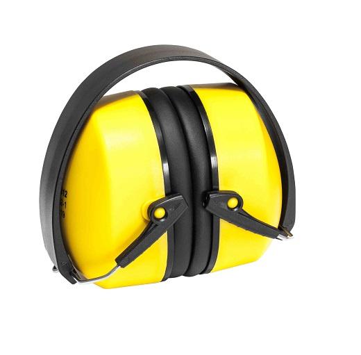 Nauszniku przeciwhałasowe  NELLORE  żółte     STALCO - BR-Stalco Leżajsk