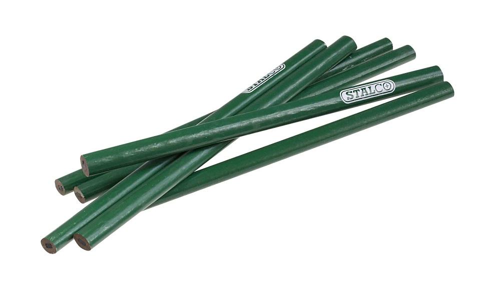 Ołówek stolarski 17,5cm komplet 12 szt.  STALCO - BR-Stalco Leżajsk