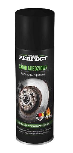 SPRAY/Smar Miedziany 400ml STALCO PERFECT - BR-Stalco Leżajsk