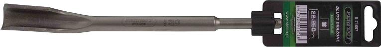 Dłuto drąż.SDS PLUS 22x250mmPERFECT - BR-Stalco Leżajsk
