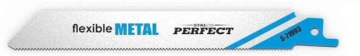 Brzeszczot do pił szablastych 1,4x150mm  kpl.3szt.  STALCO  POWERMAX - BR-Stalco Leżajsk