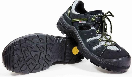 Sandał roboczy skórzany  SOFTER     STALCO PERFECT - BR-Stalco Leżajsk