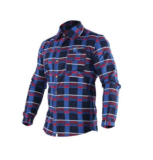 Koszula flanelowa  YORK      STALCO PERFECT - BR-Stalco Leżajsk