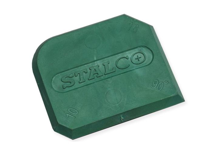 Szpachelka do rozprowadzania silikonu     STALCO - BR-Stalco Leżajsk