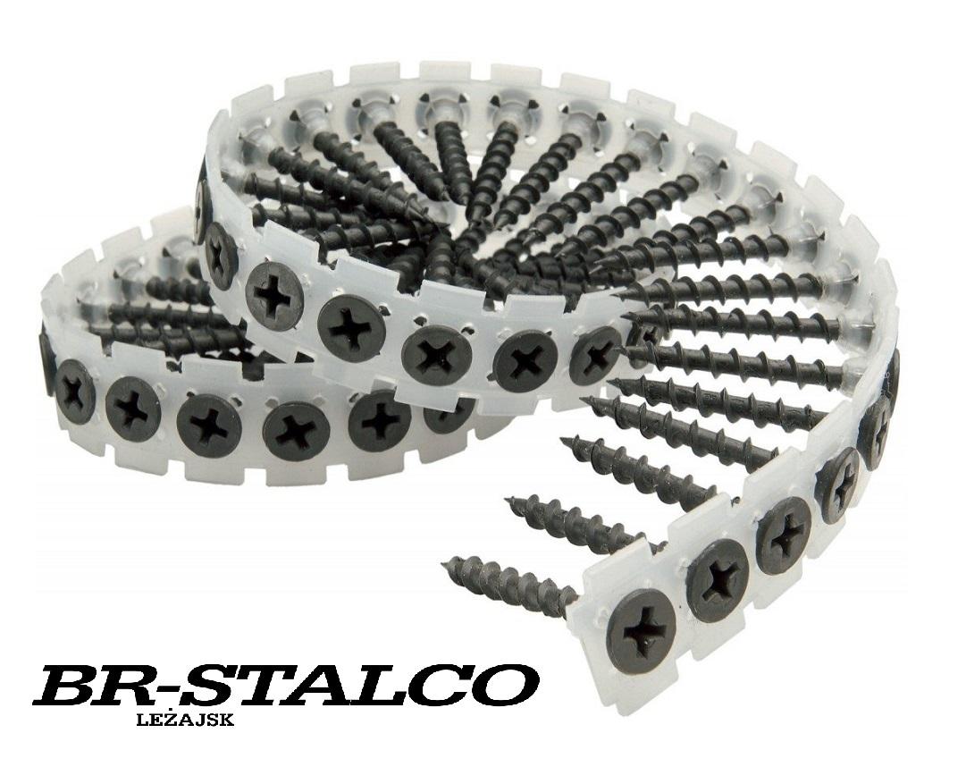 Wkręty na taśmie do metalu - BR-Stalco Leżajsk