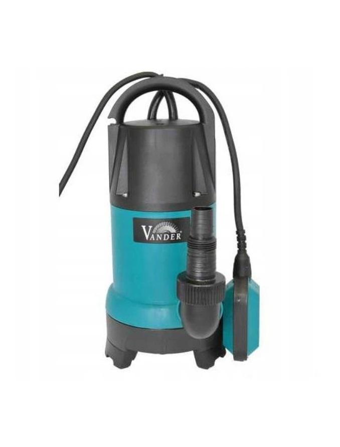 Pompa do wody plastikowa (zatapialna)  900 W  h=8m. 13000 L/h  VANDER VP 719 - BR-Stalco Leżajsk