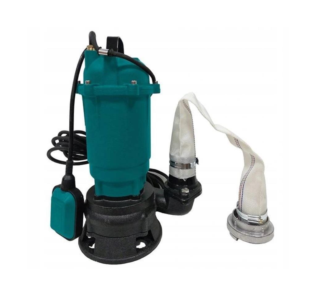 Pompa do wody brudnej z pływakiem      VANDER  BP 534 - BR-Stalco Leżajsk