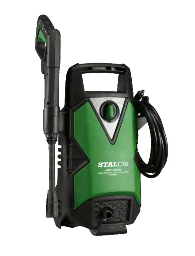 Myjka wysokociśnieniowa   1500W   120bar   HPC120A     STALCO - BR-Stalco Leżajsk